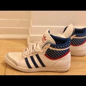 Adidas Sleek Series High Tops